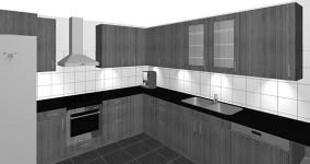 IASPIS fixade ett nytt kök